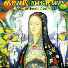 CD: Ave Maria: 25 Hymns to Mary, Henry Doktorski--Accordion