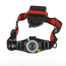 ◄★LINTERNA DE CABEZA REPLICA LED LENSER H7 FRONT HEADLAMP ADJUSTABLE REGULABLE