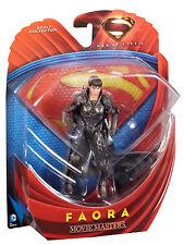 """DC Comics_MAN OF STEEL Movie Masters__FAORA 6 """" Deluxe action figure__MIP_Mattel"""