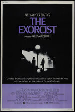 The Exorcist (1973) Linda Blair cult Horror movie poster print