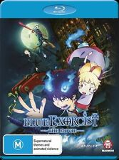 Blue Exorcist - The Movie (Blu-ray, 2014) - Brand New and FREE POSTAGE