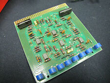 GE GENERAL ELECTRIC AMPLIFIER CIRCUIT BOARD CARD 36A353862AB-X1 193X256ABG01