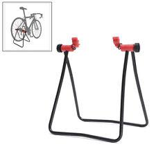 Compact MTB Road Cycling Bicycle Bike Display Wheel Hub Repair KickStand Parking