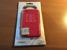 Tribeca Rutgers Scarlet Knights Silicone Skin For Iphone 4 FVA3443