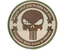 "Navy Seal Team 6 Black Ops The Punisher Sniper Multicam Military 4"" Patch New"