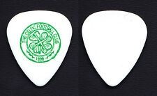 Rod Stewart Celtic Football Club White Guitar Pick - 2008 Tour