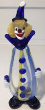 "Murano 11"" Glass Clown Perfect Shape BEAUTIFUL!!!"