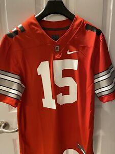 RARE Nike Ohio State #15 Ezekiel Elliott 2XL Buckeyes Jersey Football XX-Large