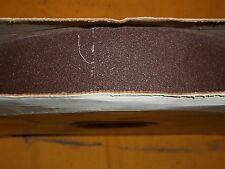 "ALUMINUM OXIDE 2"" X 50' HANDY CLOTH ROLL SAND PAPER 50-GRIT"