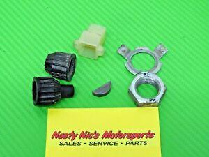 KAWASAKI JS550 JS 440 550 Flywheel Fly Wheel nut key woodruff stator plug cap