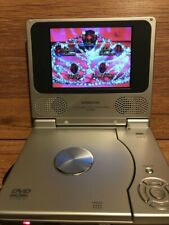 Gently Used Audiovox Electronics D1500B 5 inch 4:3 Slim Line Portable DVD Player