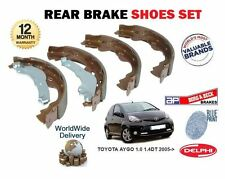 Pour Toyota Aygo 1,0 1,4 DT 2005 -- > nouvel ensemble Chaussure Frein Arrière Complet