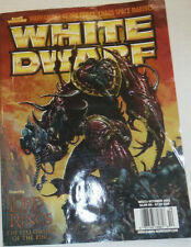 White Dwarf Magazine Lord Of The Rings October 2002 103114R