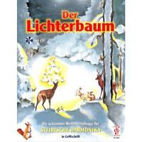Der Lichterbaum - mit CD - für steirische Harmonika in Griffschrift