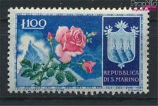 QualitäT In San Marino 511 Postfrisch 1953 Blumen 9288714 Ausgezeichnete