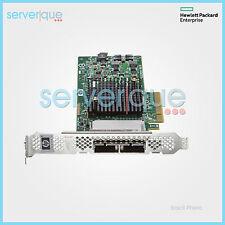 AJ764A HP 82Q 8Gb Dual Port PCI-e Fibre Channel Host Bus Adapter 489191-001