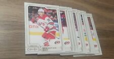2018-19 OPC CAROLINA HURRICANES TEAM SET (DOES NOT INCLUDE ROOKIES OR SPS)