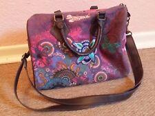 Farbenfrohe DESIGUAL Damen Handtasche !!!