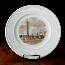 1941 Wedgwood Old London Views Plate Trafalger Square 16024