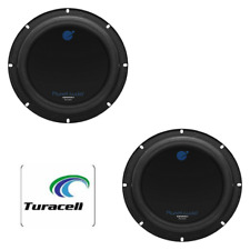 2 - Planet Audio AC8D Anarchy Subwoofer 8 Inch 1200 Watts Dual BRAND NEW! PAIR