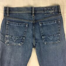 F12 Diesel Light Blue Size 34 100% Cotton Denim Jeans Pants Size: W34  L44