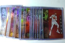 2019 20 Panini Illusions Red Parallels #d /99 Pick from drop down