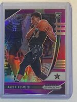 2020 Panini Prizm Draft Picks AARON NESMITH #55 Purple RC Mint CELTICS Rare /75