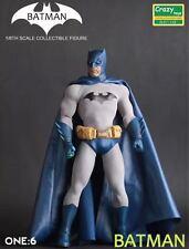Crazy Toys Blue Batman Collectible 1/6 Scale Limit Edition Action Figure 12''