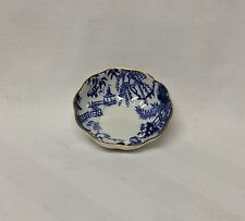 Royal Crown Derby Blue Mikado Tiny Nut Dish