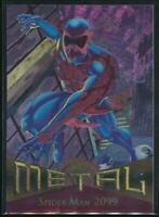 1995 Marvel Metal Trading Card #53 Spider-Man 2099