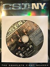 CSI: NY - Season 1, Disc 7 REPLACEMENT DISC (not full season)