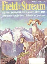 8/1964 Field and Stream Magazine