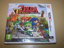 The Legend of Zelda: Tri Force Heroes 3 DS ** NOUVEAU & Sealed **