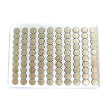 100PCS AG3 LR41 192 384 392 LR736 1.5V Alkaline Button Cell Watch Battery Lot