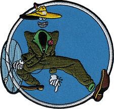 39164 Grateful Dead Shakedown Street Pimp Suit Invisible Guy Man Iron On Patch