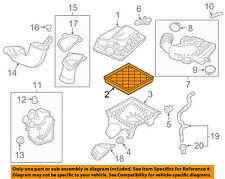GM OEM Engine-Air Filter Element 13272719