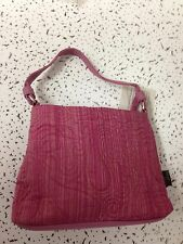 Donna Sharp Inc. Quilted Raspberry (Pink) Ice Petite Bag 7 w x 5 1/2 h x 2 d