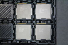 LOT OF 4 Intel Core i3-2120 Dual Core 3.30GHz 3M LGA1155 Processor CPU SR05Y