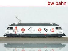 Roco H0 63515 E-Lok Re 460 SBB Monte Ceneri Werbelok RSI TSI Rete Neu