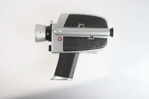 Bauer Super C3 #810-9084 Super8 Filmkamera mit Bauer Vario 1.8/10.5-32mm