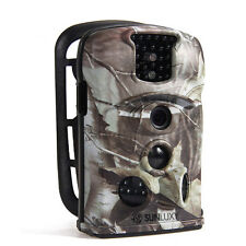 Caméra Surveillance Observation Nature Animal Chasse 12MP 8Go SD IR Vision Nuit