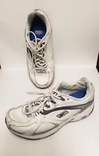 Reebok RBK DMX Max RB 703 KTS Walking Shoes White - Size 10 1/2 Extra Wide