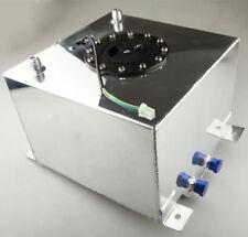 Universal Light Aluminum 5 Gallon 20 Litre Fuel Cell Tank + GM Sending Unit AU