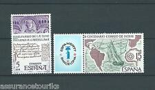 ESPAGNE - 1977 YT 2074 et 2083 - TIMBRES SELLOS NEUFS** LUXE