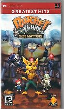 Sony PSP Ratchet & Clank: Size Matters (US bundle Import) BRAND NEW