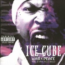War & Peace Vol. 2 (The Peace Disc) By Dr. Dre,Ice Cube,Rich Nice,T-Bone,Lore.
