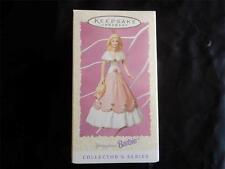 NIB Hallmark Ornament Springtime Barbie Barbie Keepsake Ornament collector's