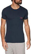 EMPORIO ARMANI T-shirt uomo  articolo 11167 Marine Blu New arrivals P/E