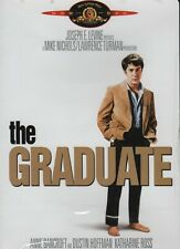 Dvd Classic Movie / 1967 / The Graduate / Dustin Hoffman / Anne Bancroft