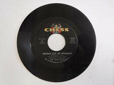 Radiants - Whole Lot Of Woman / Tomorrow / 1939 / 45
